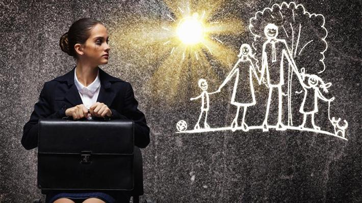 echilibru familie munca